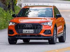 Audi define preços e versões do novo Q3 para o Brasil