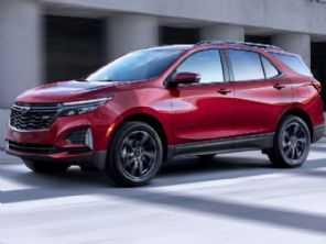 Próxima geração do Chevrolet Equinox terá produção iniciada em 2024