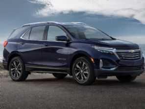 Novo Chevrolet Equinox 2021 é revelado nos EUA