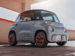 Citroën venderá carro elétrico que dispensa habilitação