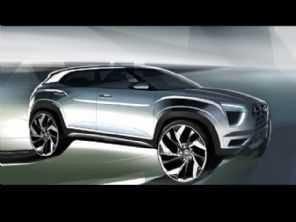Achou o Hyundai HB20 polêmico? Próxima geração do Creta vai seguir a mesma direção