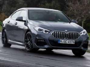 BMW define preço do Série 2 Gran Coupé no Brasil