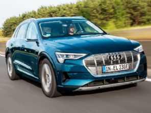 Audi confirma e-tron para o Brasil em abril