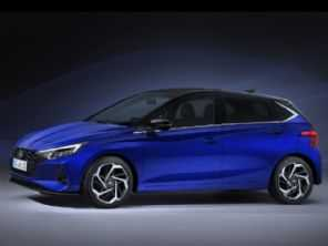 Hyundai i20 europeu tem até painel digital