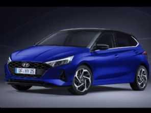 Vazam imagens do i20, o Hyundai HB20 europeu