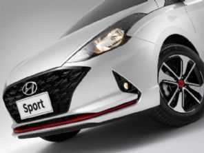 Hyundai define preço do novo HB20 Sport