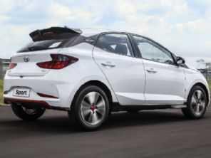HB20 fecha primeira quinzena como carro mais vendido, Hyundai é vice-líder de abril