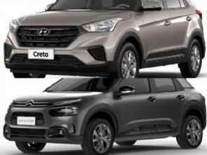 Compra PcD: Hyundai Creta ou Citroën C4 Cactus?