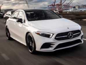 Teste: Classe A Sedan, o Mercedes-Benz mais barato do Brasil, é uma boa compra?