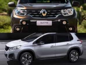 Compra PcD: optar por um Peugeot 2008 ou aguardar o novo Renault Duster?
