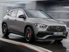 Mercedes-AMG revela a performance do novo GLA 45