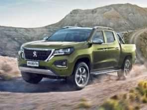 Peugeot Landtrek: nova rival da Hilux chega em novembro à região