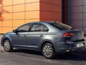 Polo Sedan dos russos não é nem sedã, nem VW