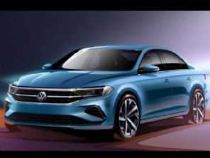 Russos terão um Volkswagen Virtus diferente