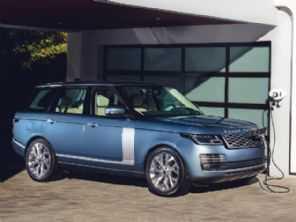 Land Rover já vende o Range Rover híbrido no Brasil