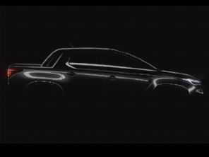 Fiat revela a primeira imagem da nova Strada 2021