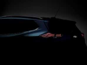 Chevrolet libera mais uma imagem do novo Tracker