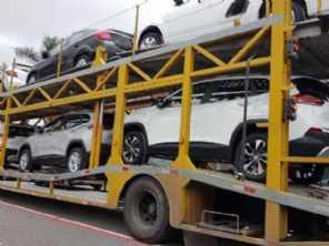 Rede Chevrolet já está sendo abastecida com o novo Tracker
