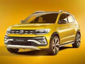 Mais um SUV: VW Taigun, o T-Cross dos indianos, será lançado no fim do mês