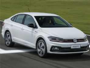 Preços para o Virtus GTS já aparecem no site da VW