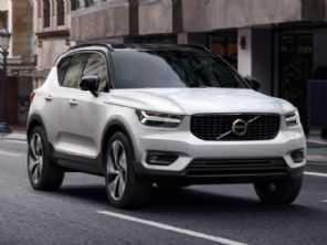Volvo inicia pré-venda do XC40 híbrido