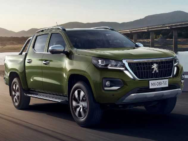 Rival de Hilux e S10: Peugeot avalia motores para a Landtrek na região
