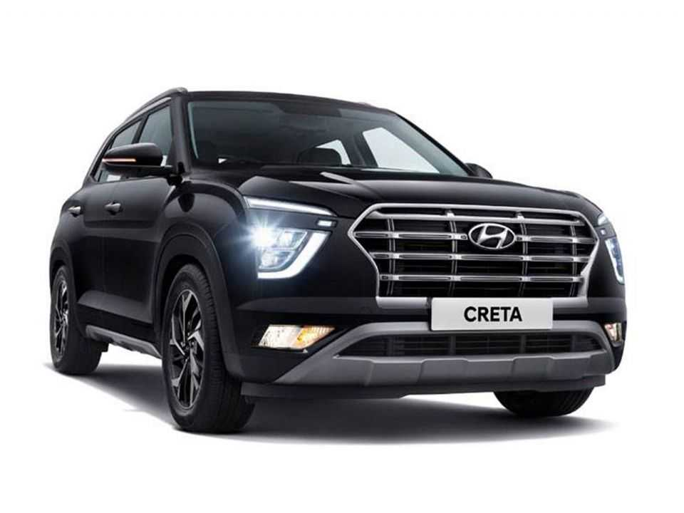 Segunda geração do Hyundai Creta revelada na Índia