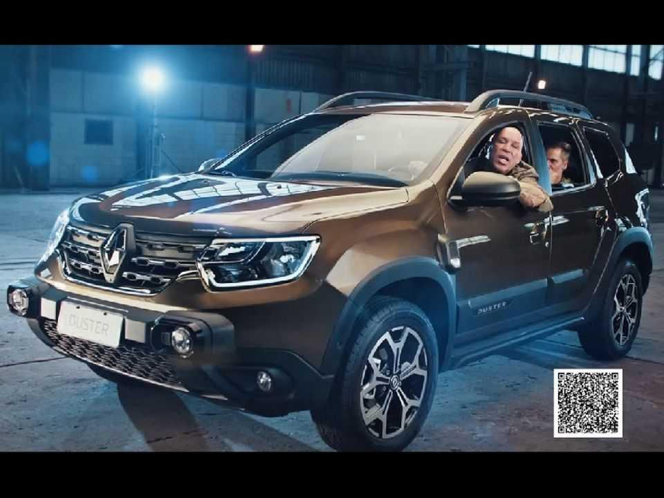 Campanha de pré-lançamento do novo Renault Duster 2021