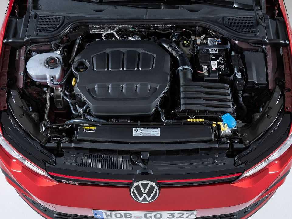 Volkswagen Golf GTI 2021