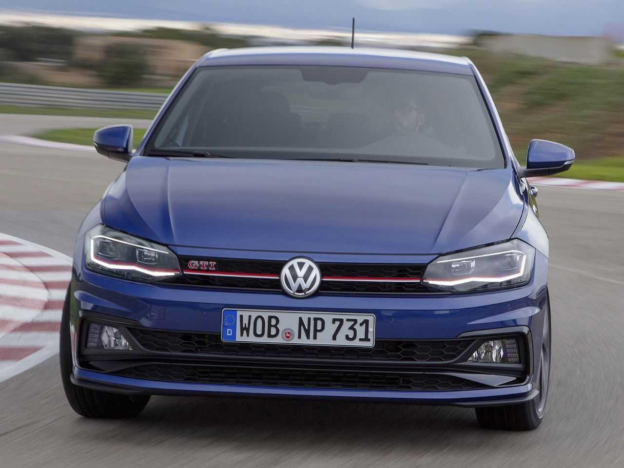 Volkswagen Polo GTI vendido na Europa