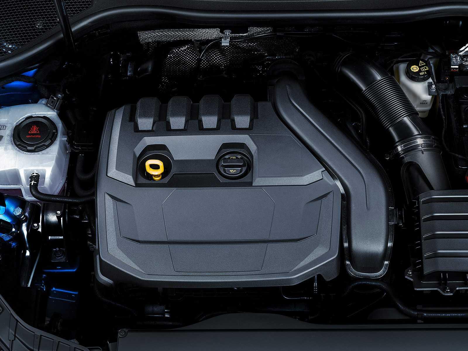 AudiA3 2021 - motor