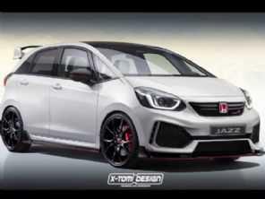 Honda não descarta um Fit esportivo baseado na nova geração