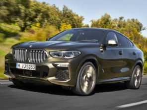 BMW X6 de nova geração custará quase R$ 515 mil