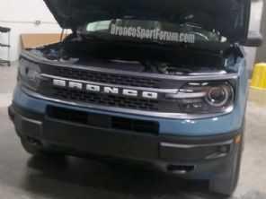 Vazam detalhes do Ford Bronco Sport, que pode vir ao Brasil