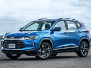 SUVs em março: Tracker cresce e T-Cross encosta no Renegade
