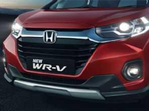 Por enquanto sem previsão para o Brasil, Honda WR-V ganha facelift na Índia