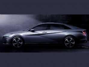 Hyundai revela primeiras imagens do novo Elantra 2021
