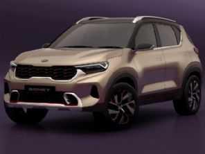 ''Mini-Creta'' da Kia será lançado em agosto