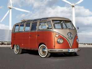 Kombi antiga vira carro elétrico nas mãos da VW