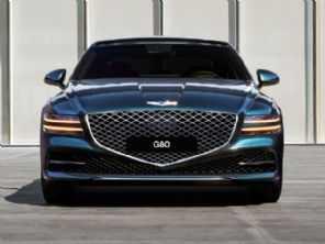 Alternativa coreana para Mercedes-Benz e BMW, Genesis G80 2021 é revelado