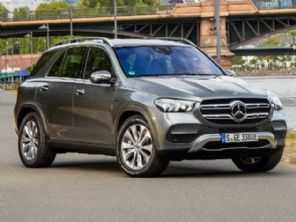 Novo Mercedes-Benz GLE chega ao Brasil com sete lugares