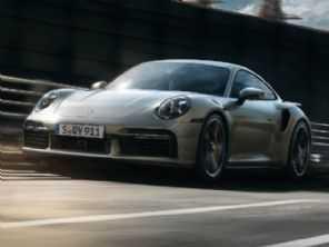 Porsche 911 Turbo S Coupé: modelo chegará ao Brasil por R$ 1.329.000