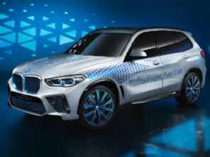 BMW X5 ganhará versão movida a hidrogênio em 2022