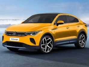Nem o Tiguan escapa: SUV terá variante cupê na China