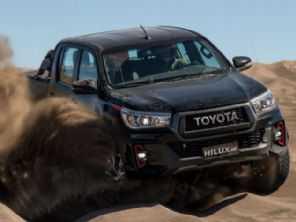 Nova Toyota Hilux poderá usar base dos EUA e motor V6 diesel