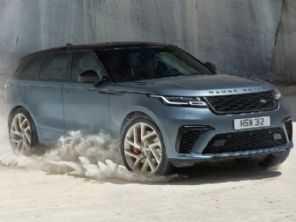Land Rover define preço do Range Rover Velar SVAutobiography no Brasil