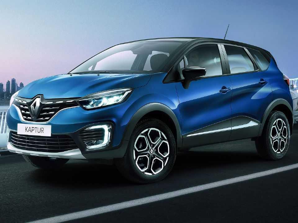 Renault Kaptur russo: modelo servirá de base para a atualização do Captur brasileiro