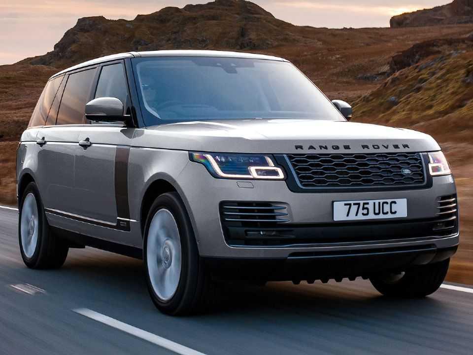 Range Rover 2020 em sua inédita configuração híbrida leve a gasolina