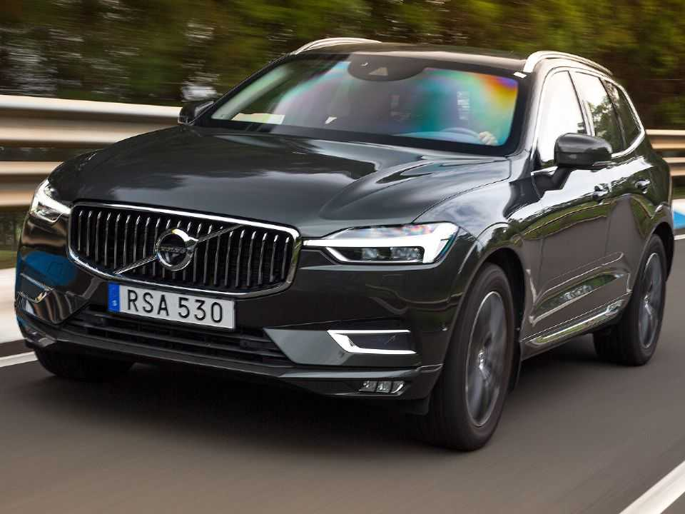 Volvo com blindagem certificada