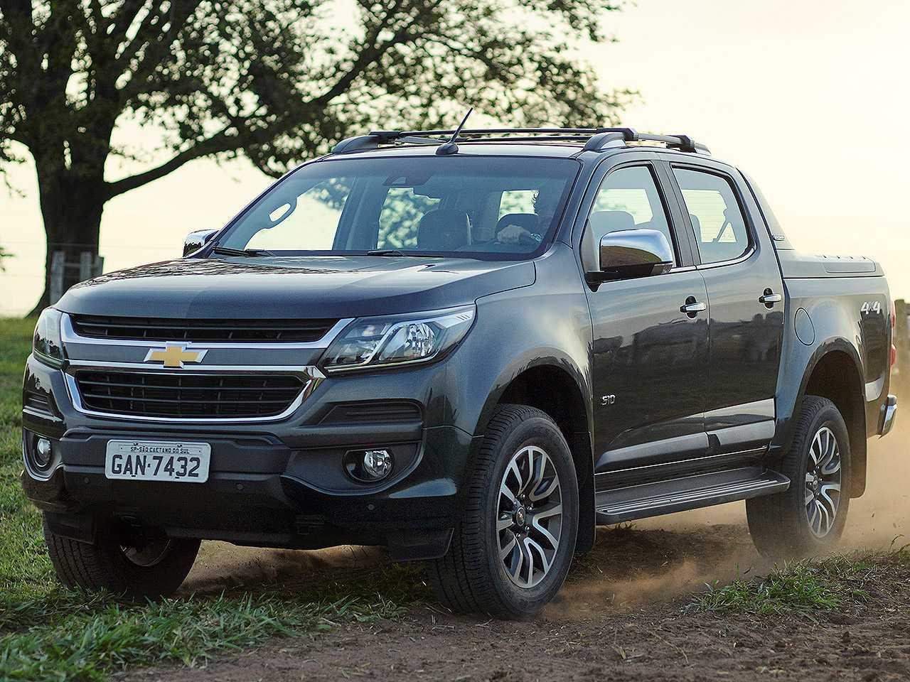 Chevrolet S10 High Country: desconto de mais de R$ 11 mil na nova campanha da marca